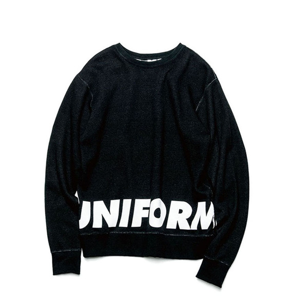 NEW RELEASE 【uniform experiment】